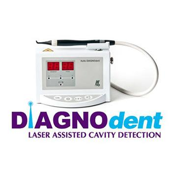 DIAGNOdent cavity detection system